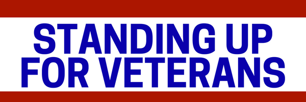Standing Up For Veterans