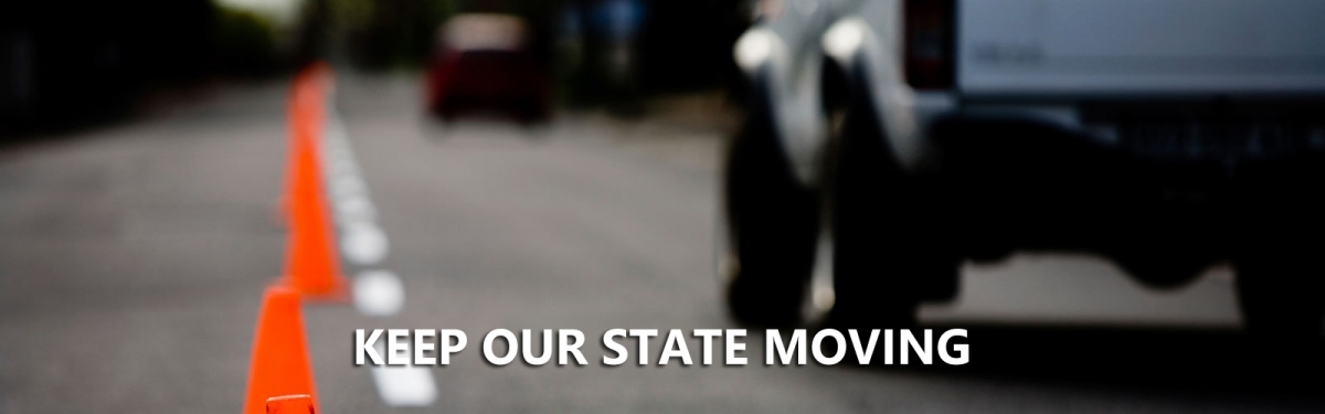 Keep Our State Moving