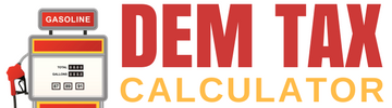 Dem Tax Calculator