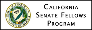 CA Senate Fellows Program